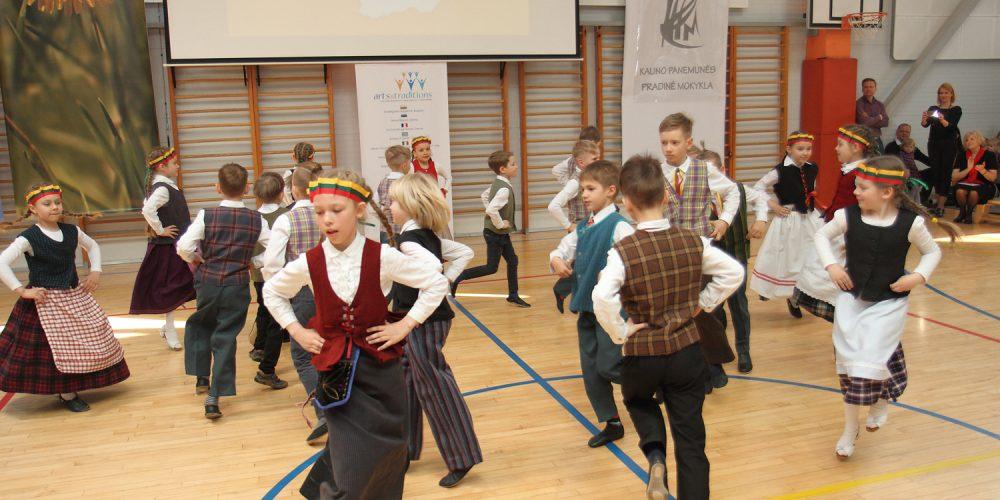 Lietuvių šokių pynė! Kviečiame!