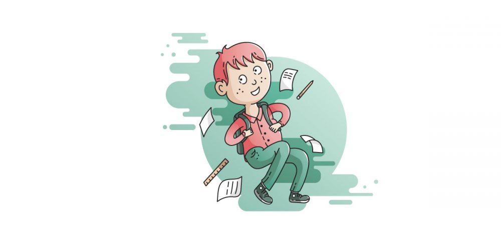 Vyksta mokinių registracija į Kauno miesto mokyklas
